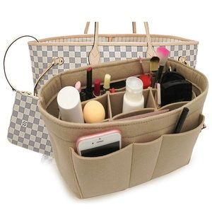 Handbags - Felt Insert - fits the neverfull